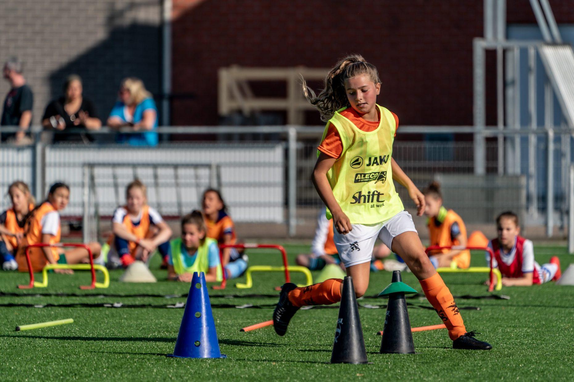 Voetbalschool - Voetbaltalent
