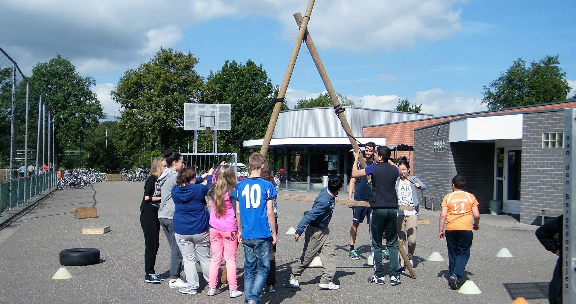 Jeugdzorg in Roosendaal met sport als middel