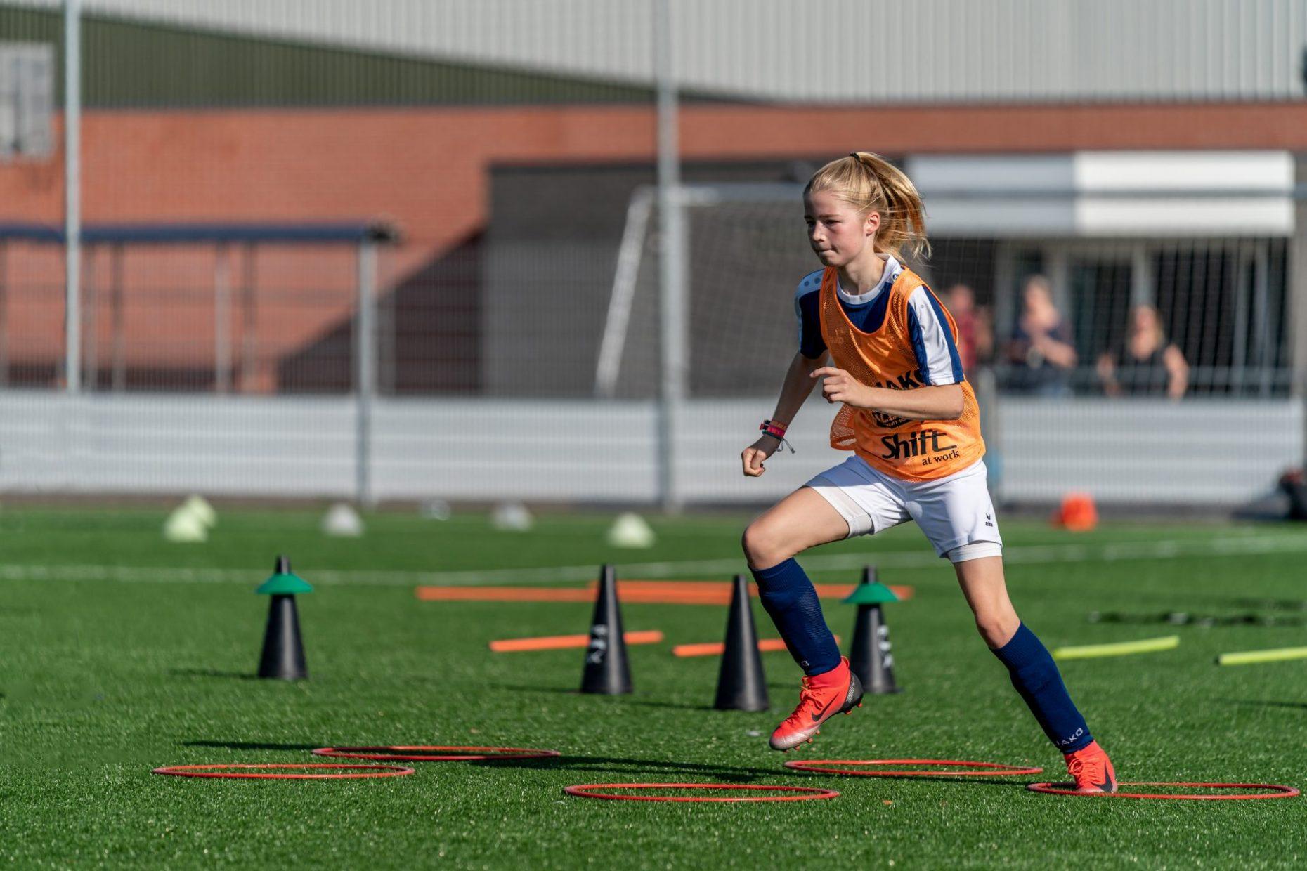Voetbalschool in Roosendaal