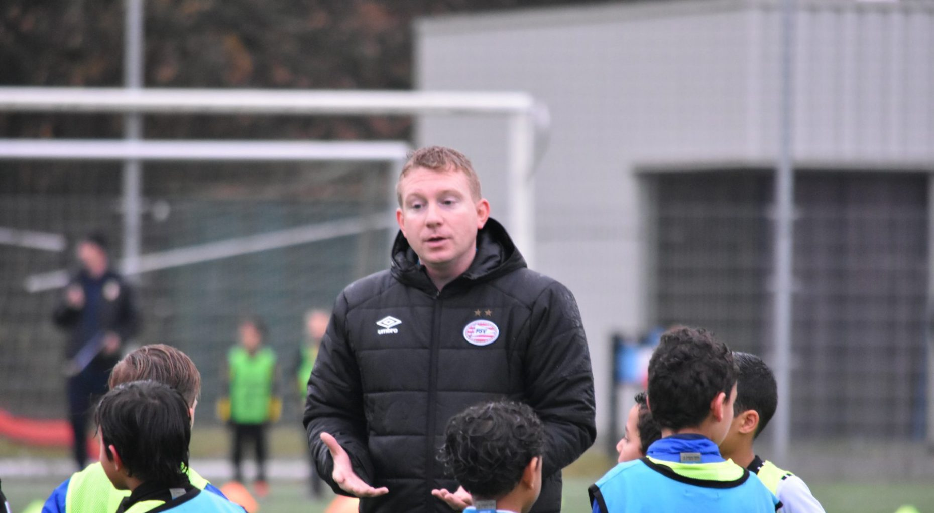 Voetbal coaching