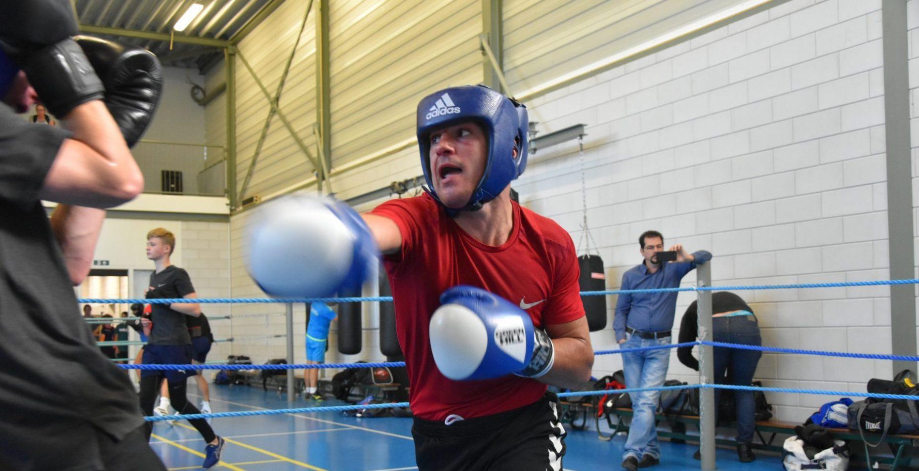 Internationaal boksen